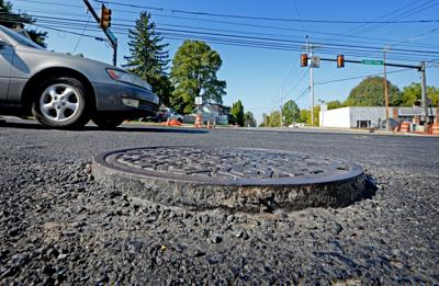 PennDOT wrapping up project on Lititz Pike south of Oregion Road