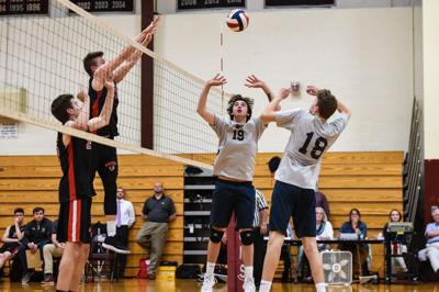 2019 L-L League Boys Volleyball Semifinal