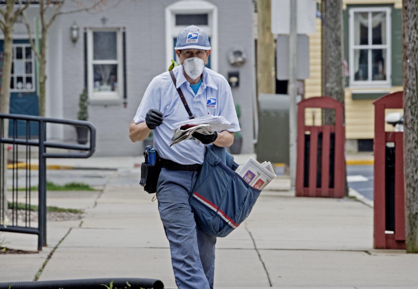 Postman Manheim