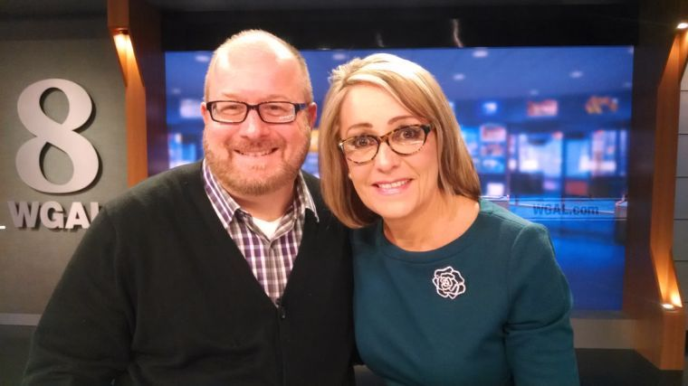 Stark Ravings: Five things you didn't know about WGAL's Kim Lemon