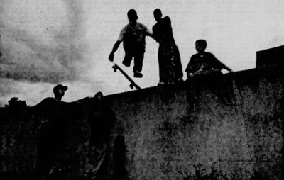 skaters in 1995