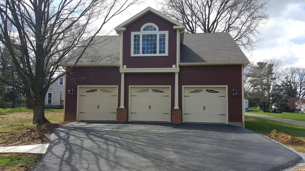 Mackey garage