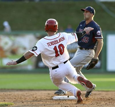 Lancaster Barnstormers vs Somerset Patriots-Atlantic League Baseball