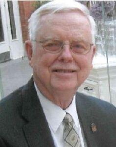 Rev. George K. Beacher