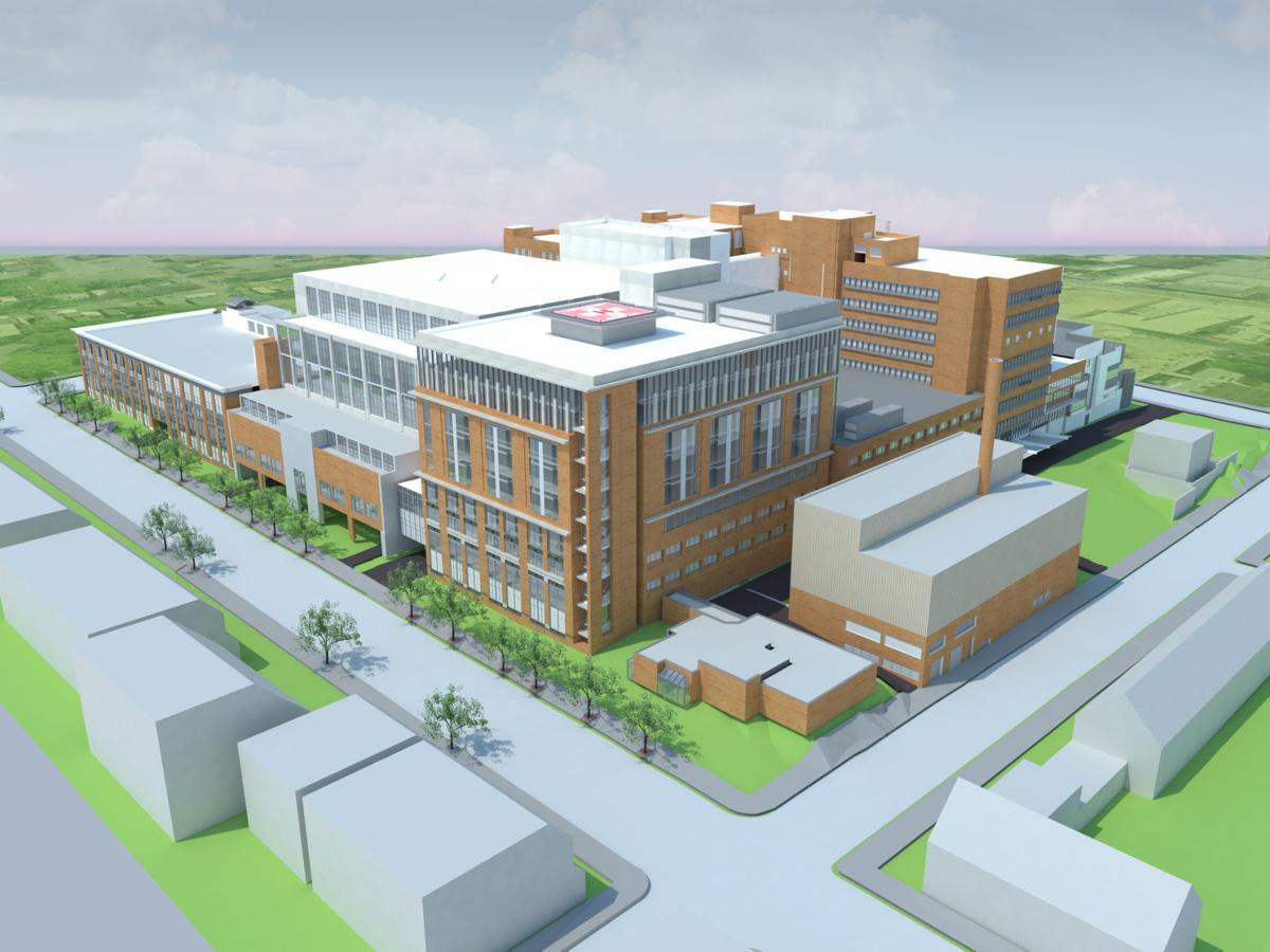 Lancaster General Hospital expansion