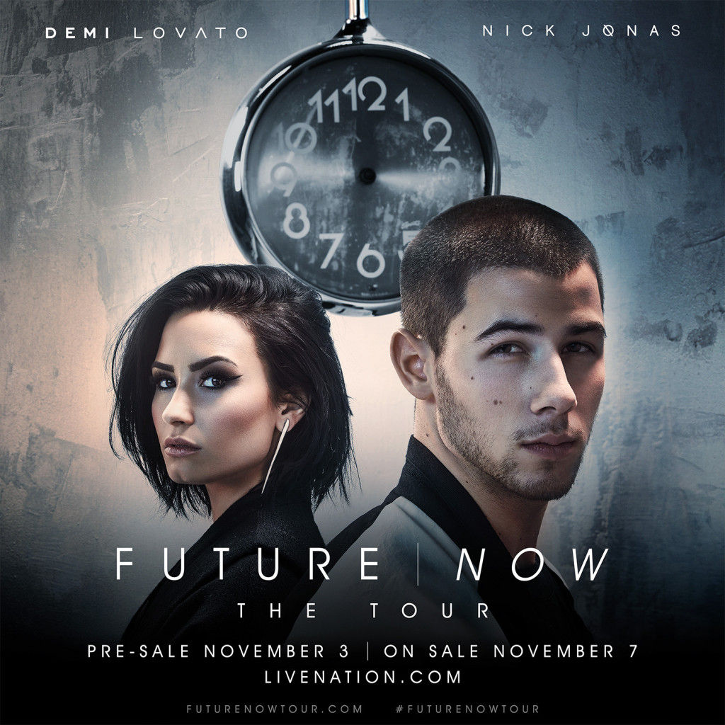Nick jonas and demi lovato concert tickets available for 20 until future now tour nick jonas demi lovato m4hsunfo