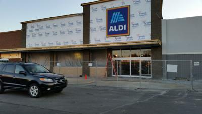 Aldi on Fruitville Pike