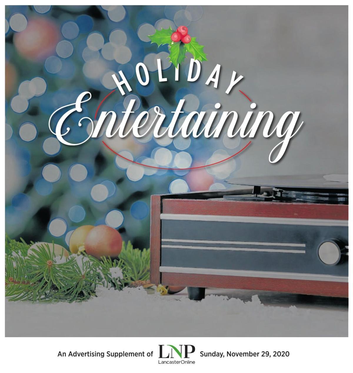 Holiday Entertaining 2020