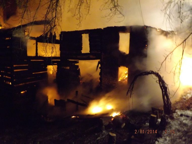 Colerain house fire2