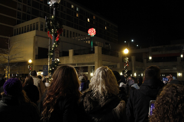 Lancaster County rings in 2014