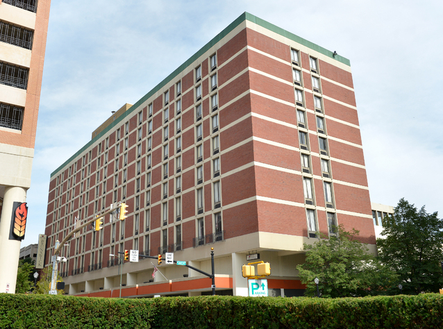 Troubled Hotel Brunswick In Downtown Lancaster Being Taken Over By Noted Developer John Meeder