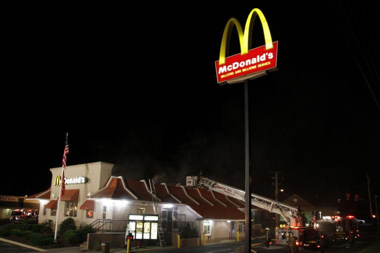 Ephrata McDonald's Fire 4
