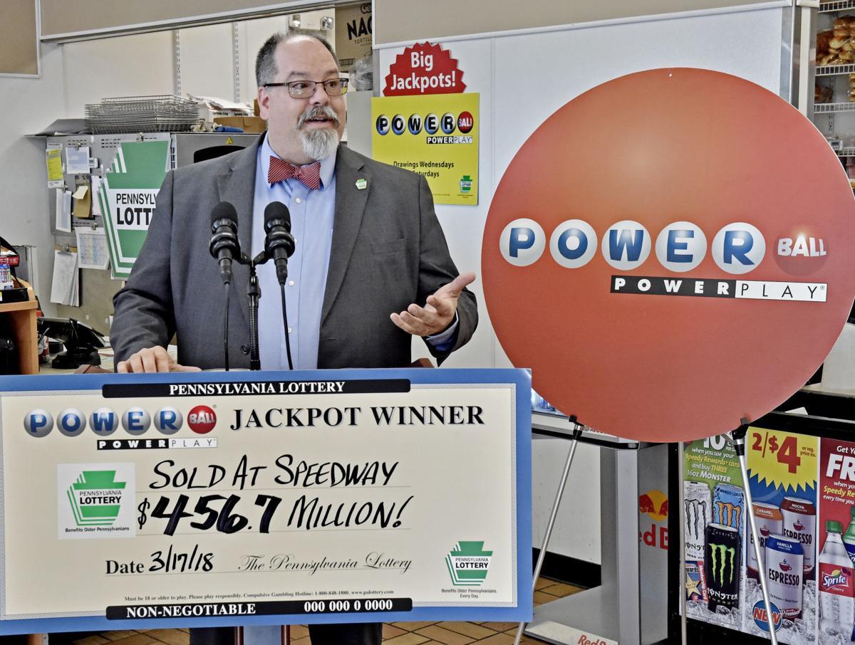 Jackpot På Lotto