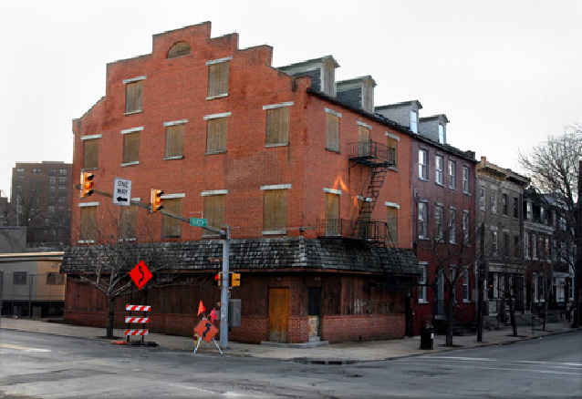 Swan Hotel Building To Get Exterior Makeover