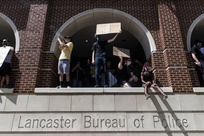 Lancaster city protest 053020 (copy)