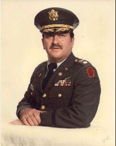 Lt. Col. Dale L. Walker, Sr.