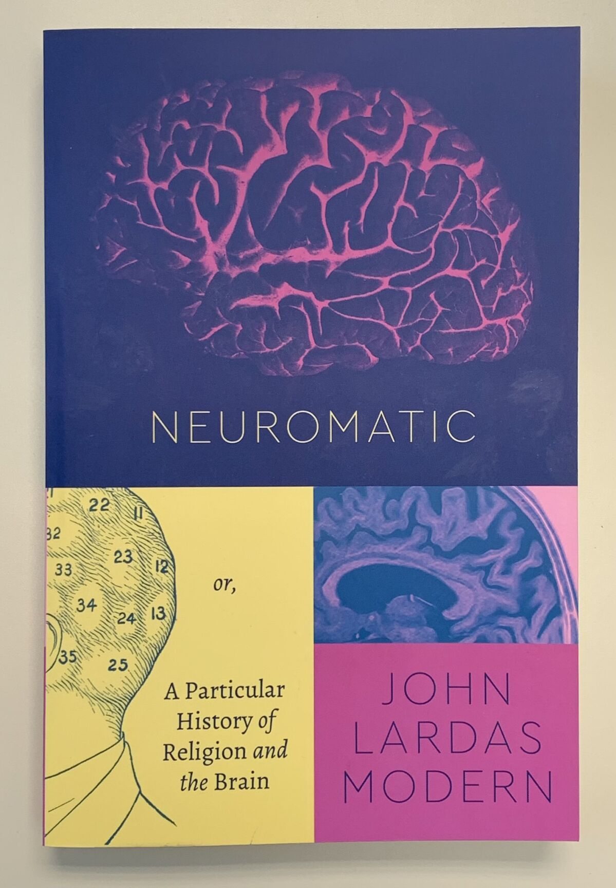 Neuromatic by John Modern cover