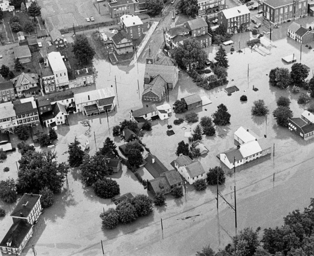 40 years later, Agnes' wrath touches off flood of memories