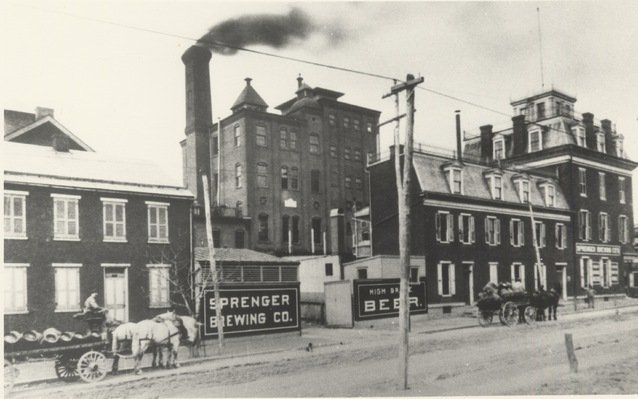Learn about Lancaster's beer history