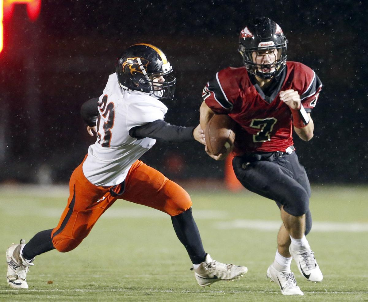 Warwick vs Palmyra-D3 5A Football