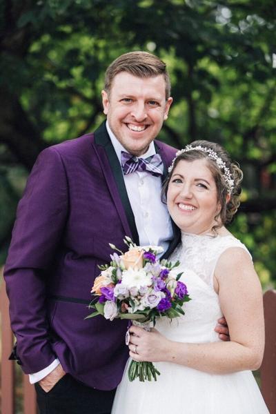 Hamlin - Caldwell Weddings