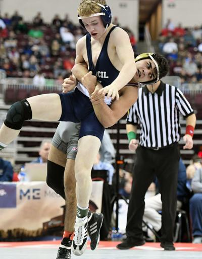 PIAA 3A Wrestling Championships-Day 2