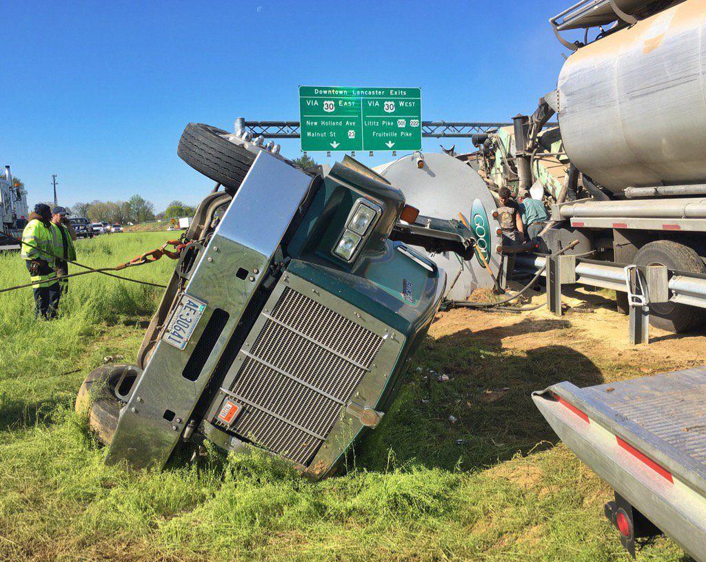 Route 222 Crash