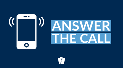 contact tracing answer the call logo covid-19 file