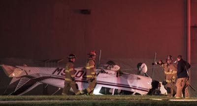 Plane Crash at Lancaster Airport