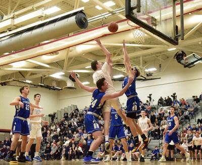 Cedar Crest vs L-S -LL Boys Basketball Semifinal