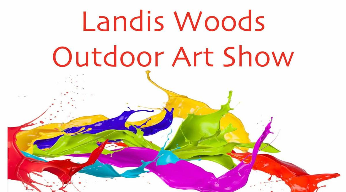 Landis Woods Fine Art Show