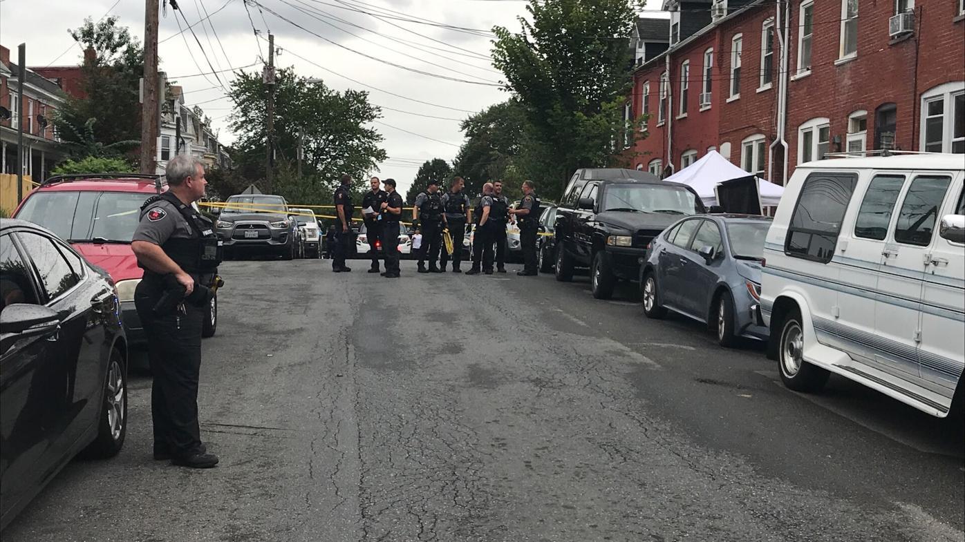 Shooting on Laurel Street