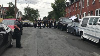Shooting on Laurel Street
