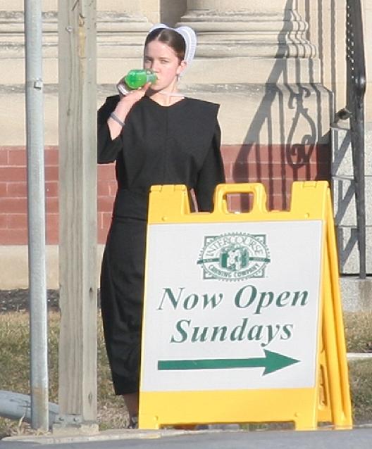 Amish online dating pranks