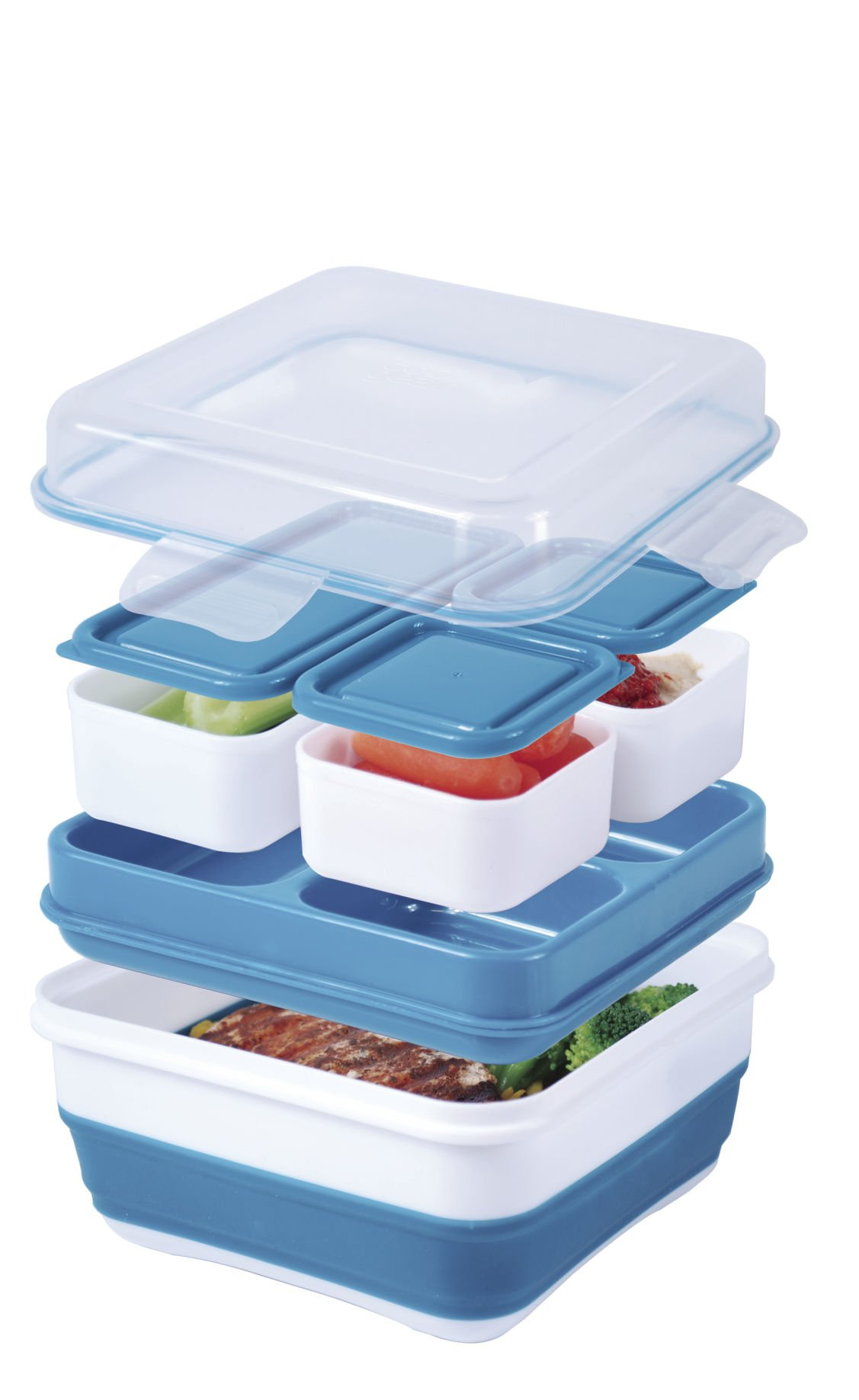 Kitchen Essential: Lunch in this Bento box is cool ... and cooling ...