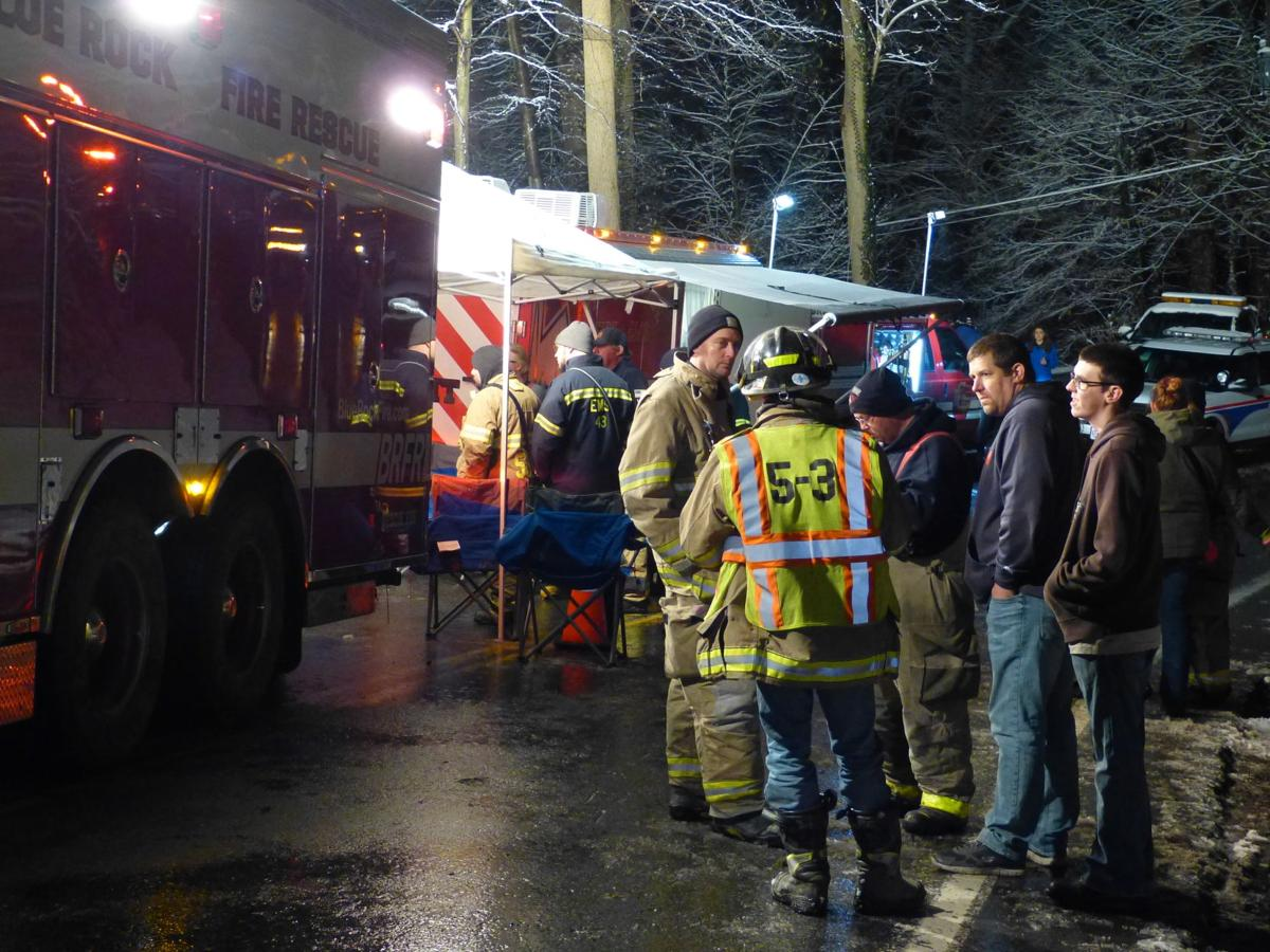 Teen boy rescued from wind caves in Martic Township