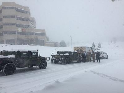 police hospital escort