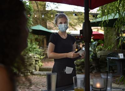 Dining In During a Pandemic