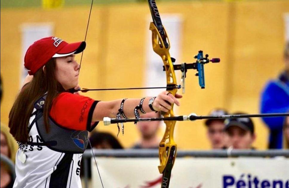 Conestoga Valley Freshman Casey Kaufhold Sets World Archery Record