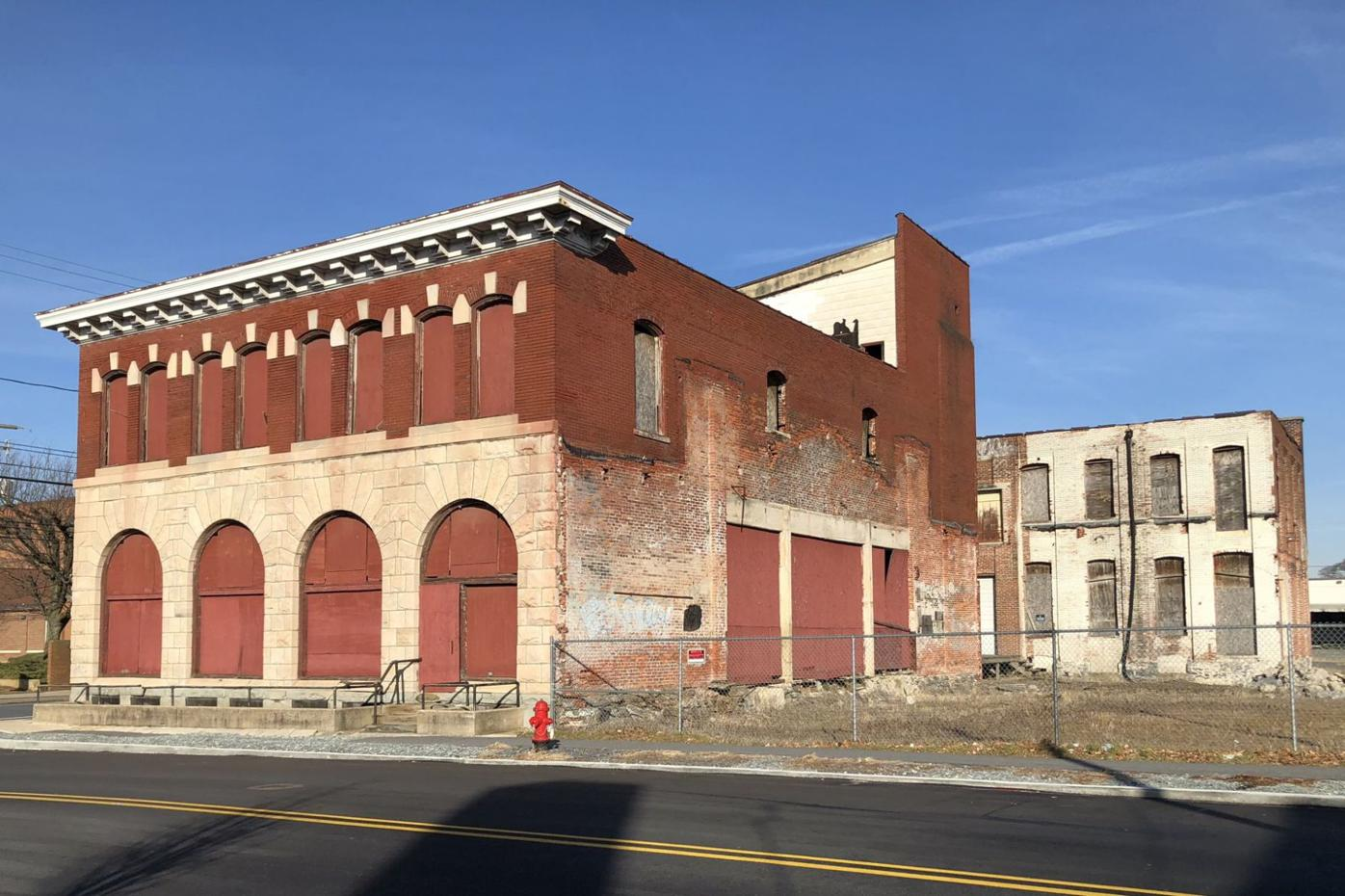Gunzenhauser Bakery - remains of Urban's building in background.jpg