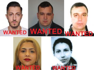 Romanian crime ring
