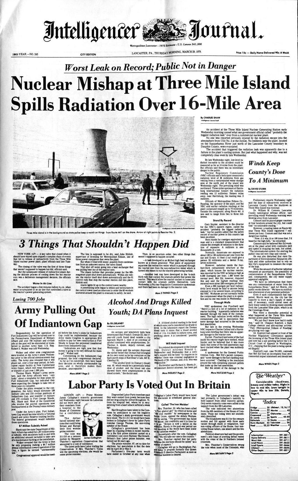 front page 1979