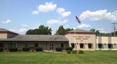 South Lebanon Township municipal building