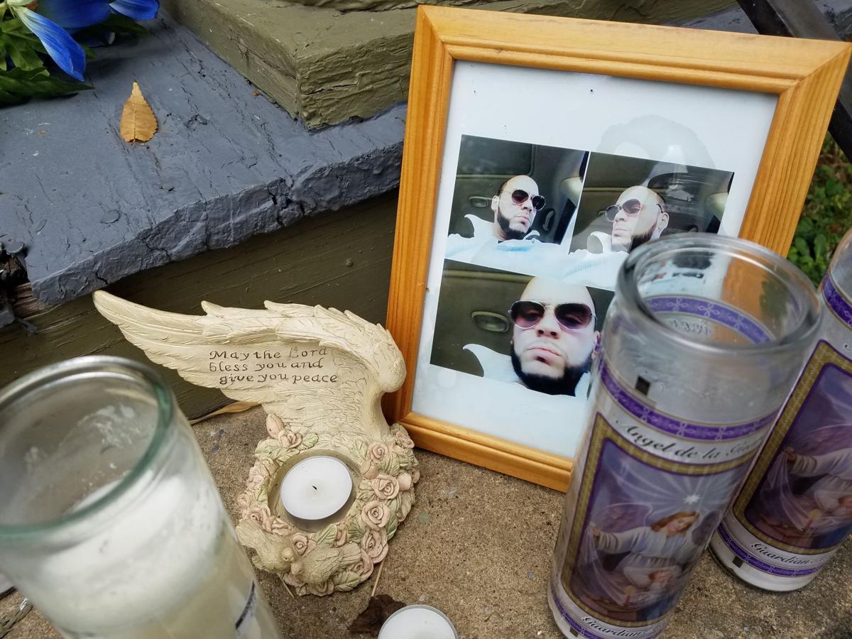 Pedro Flores Jr. memorial photo