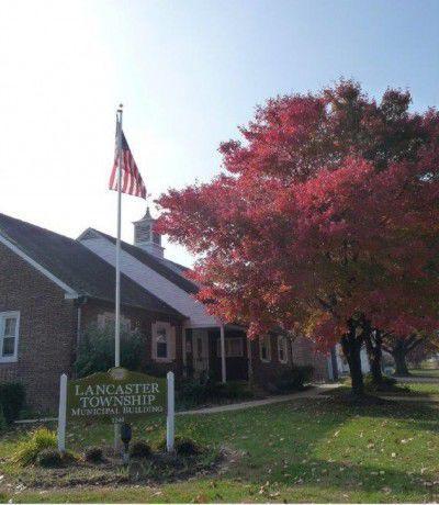 Lancaster Township building