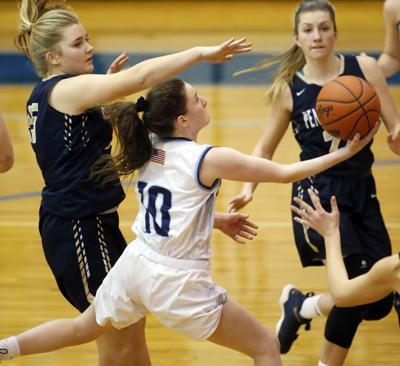 Manheim Twp. vs Penn Manor-LL Girls Basketball
