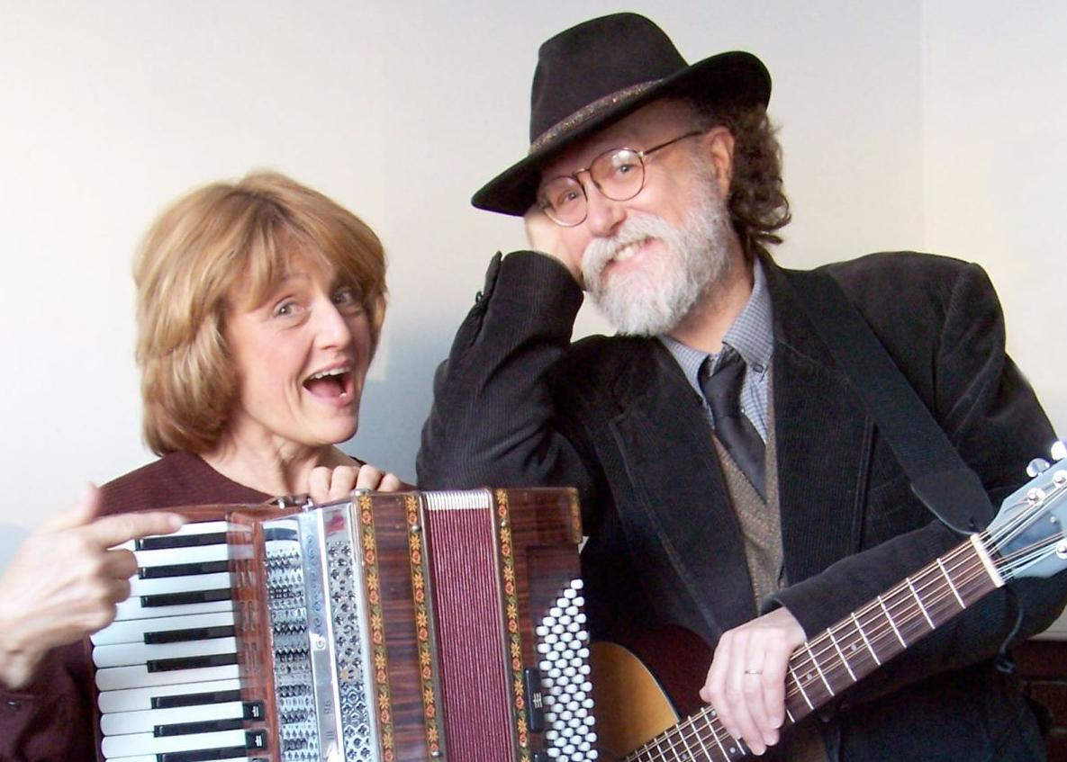 Lou And Peter Berryman Perform >> Wunderlich House Concerts To Host Lou And Peter Berryman This
