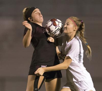 Manheim Central vs Ephrata-LL Girls Soccer