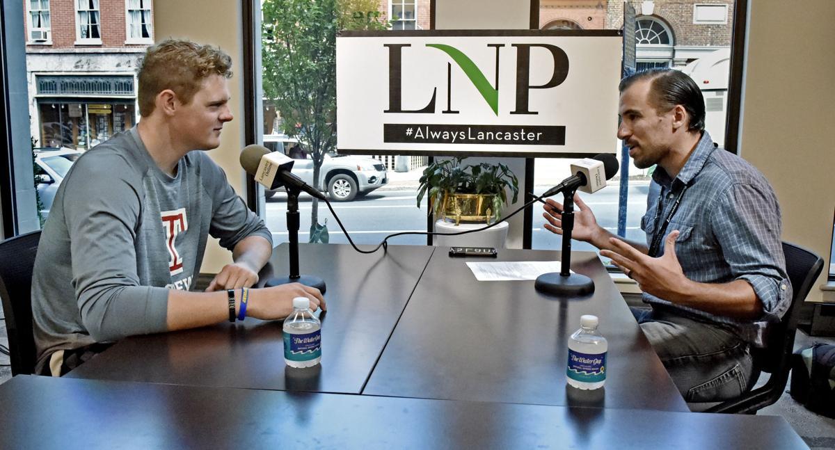 Podcast Nick Glass
