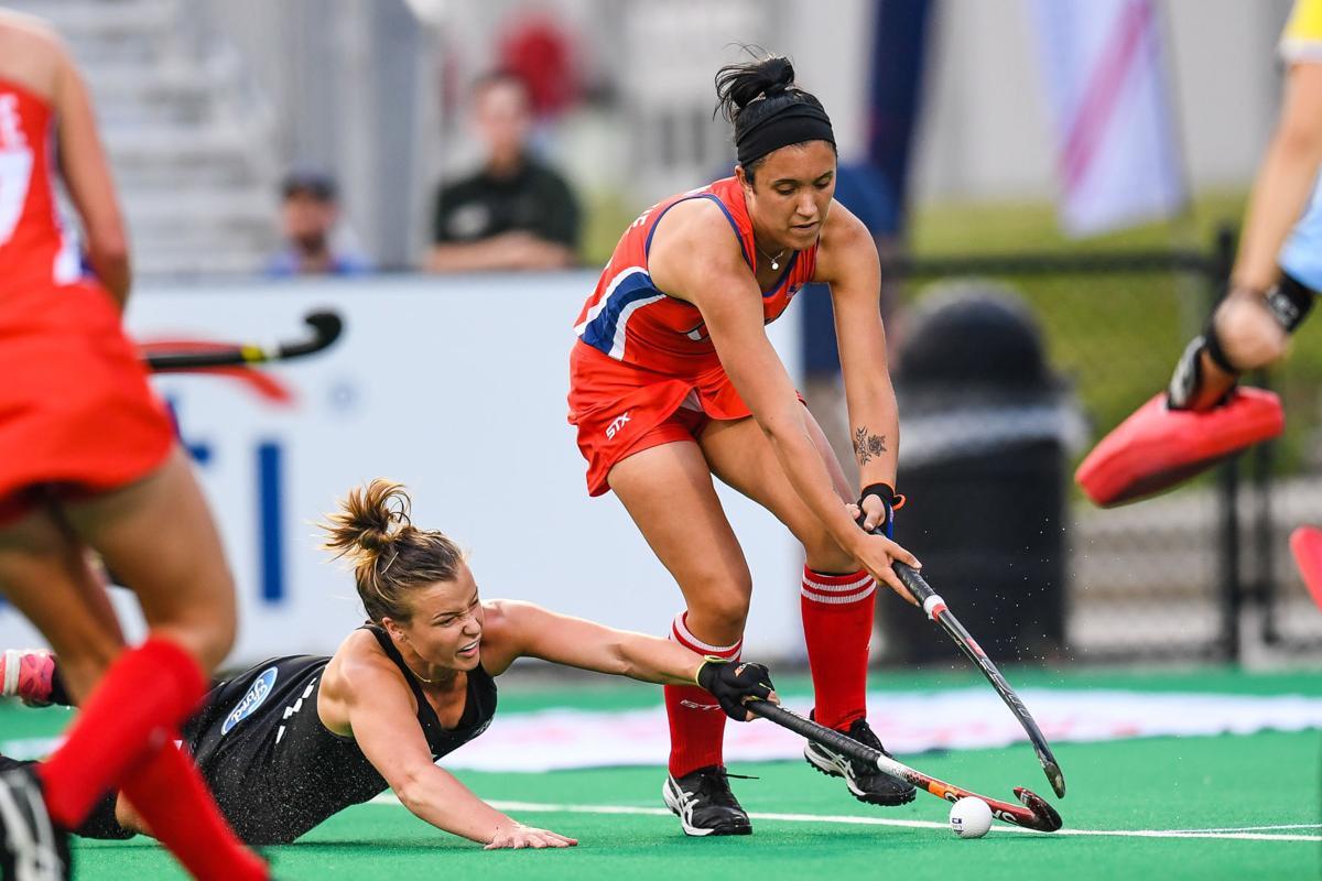 2019 USA vs. New Zealand Pro League